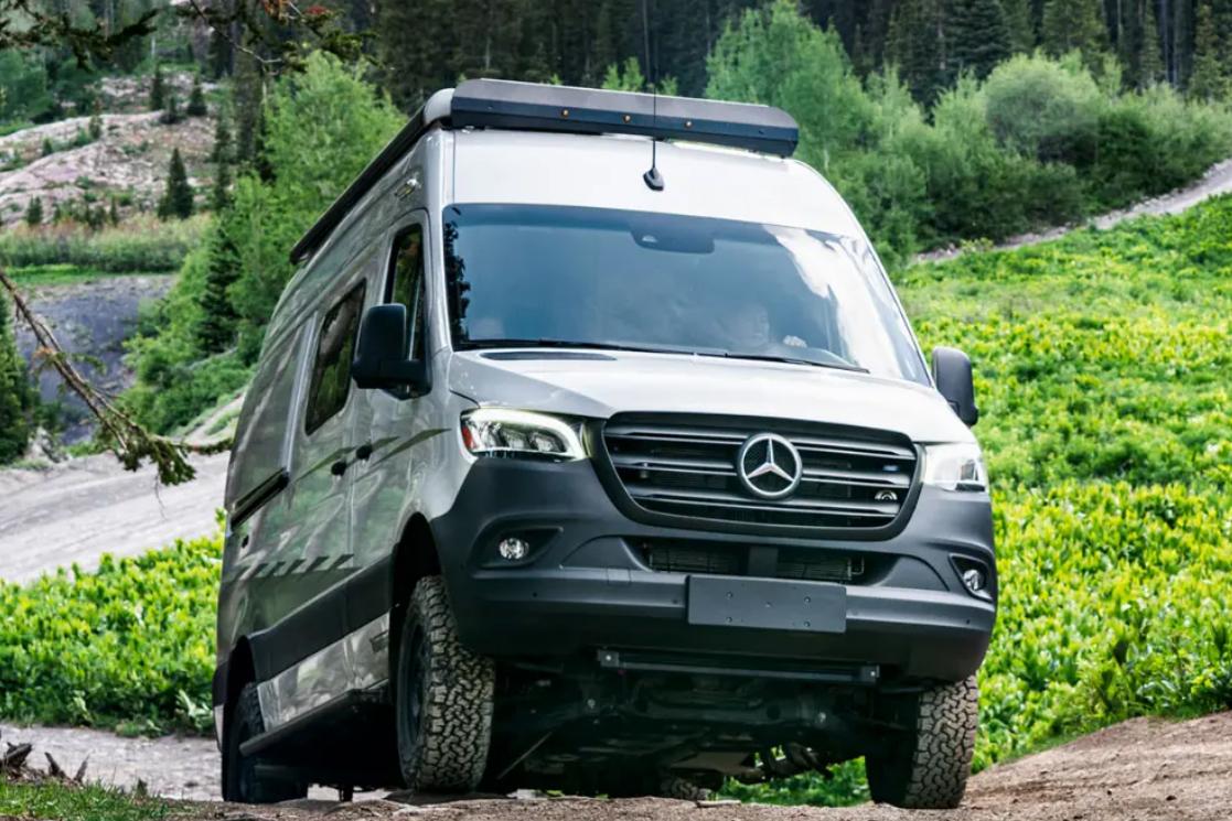Best campervan of 2020 contended: Revel 4x4