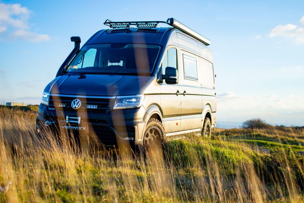 Runner up for 4x4 campervan of the year