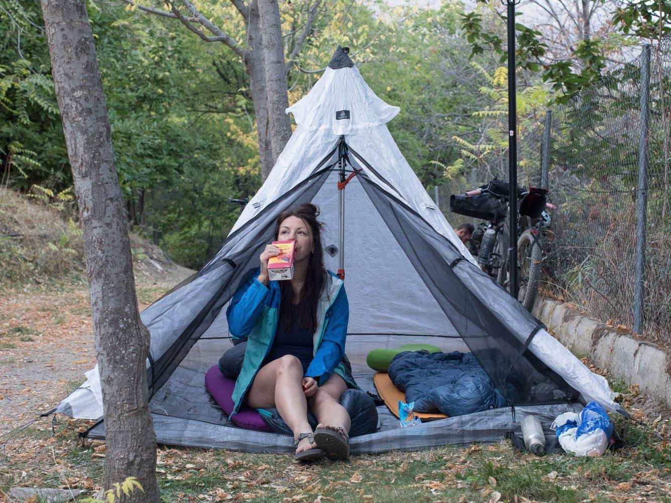 Hyperlite Ultamid 2 – Ultralight Pyramid Tent - Expedition Portal