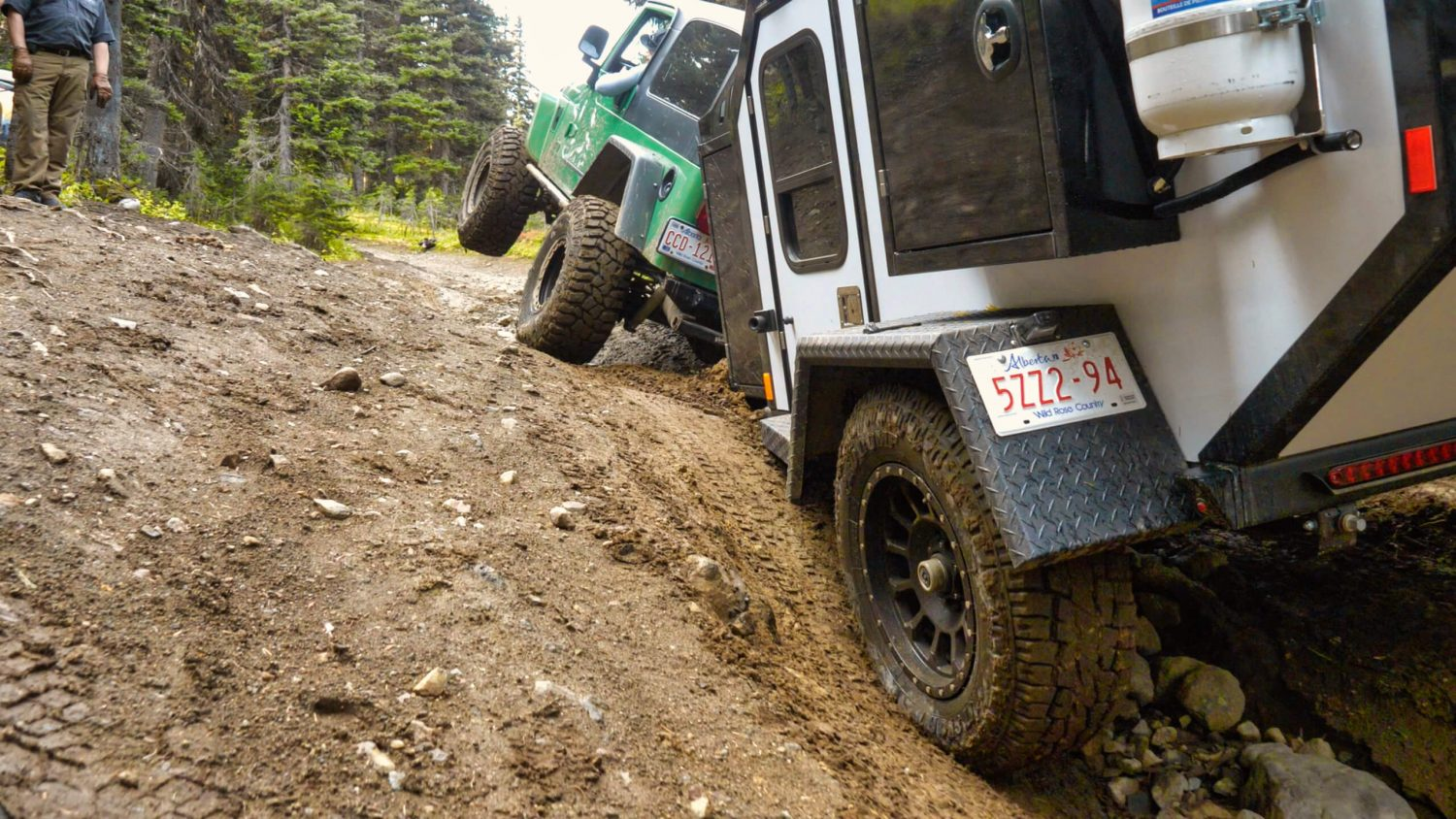 offgrid trailers overland trailer