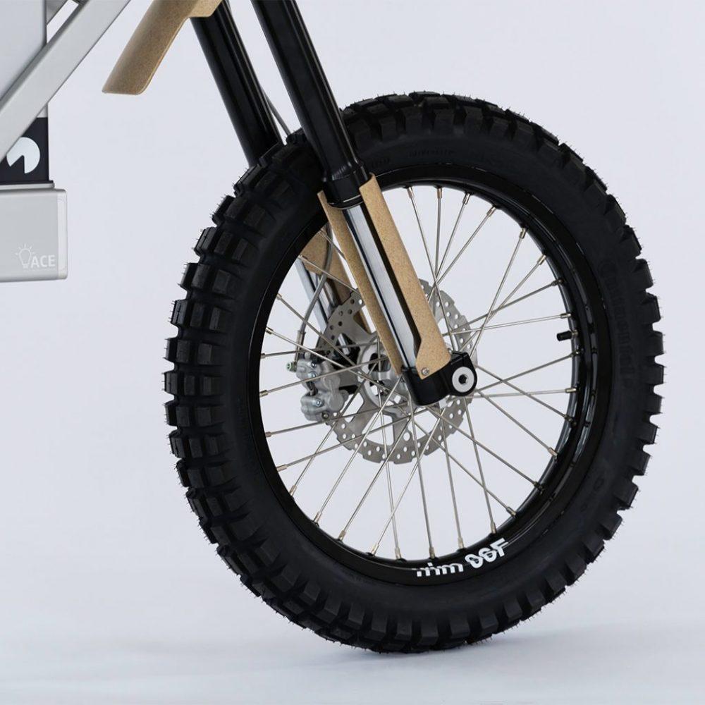 Kalk AP front wheel