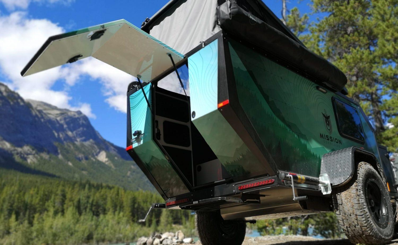 mission overland trailer