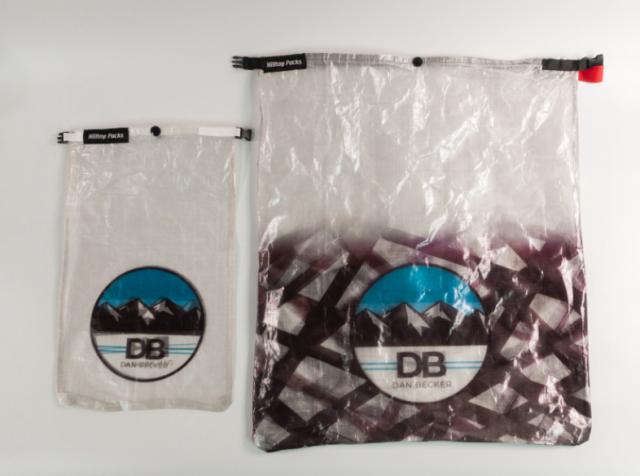 hilltop packs dyneema dry bag