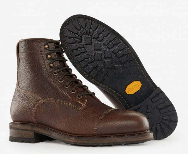 Patagonia wild idea bison boots