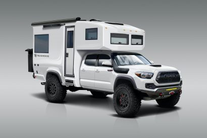 truckhouse bct toyota tacoma expedition vehicle