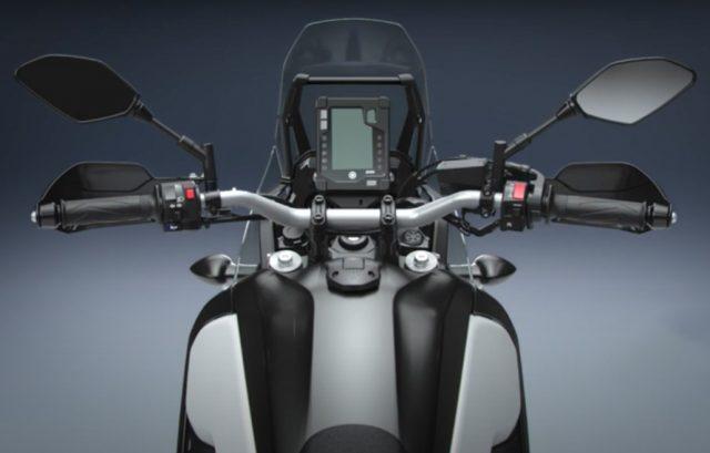 Yamaha Tenere 700 adventure