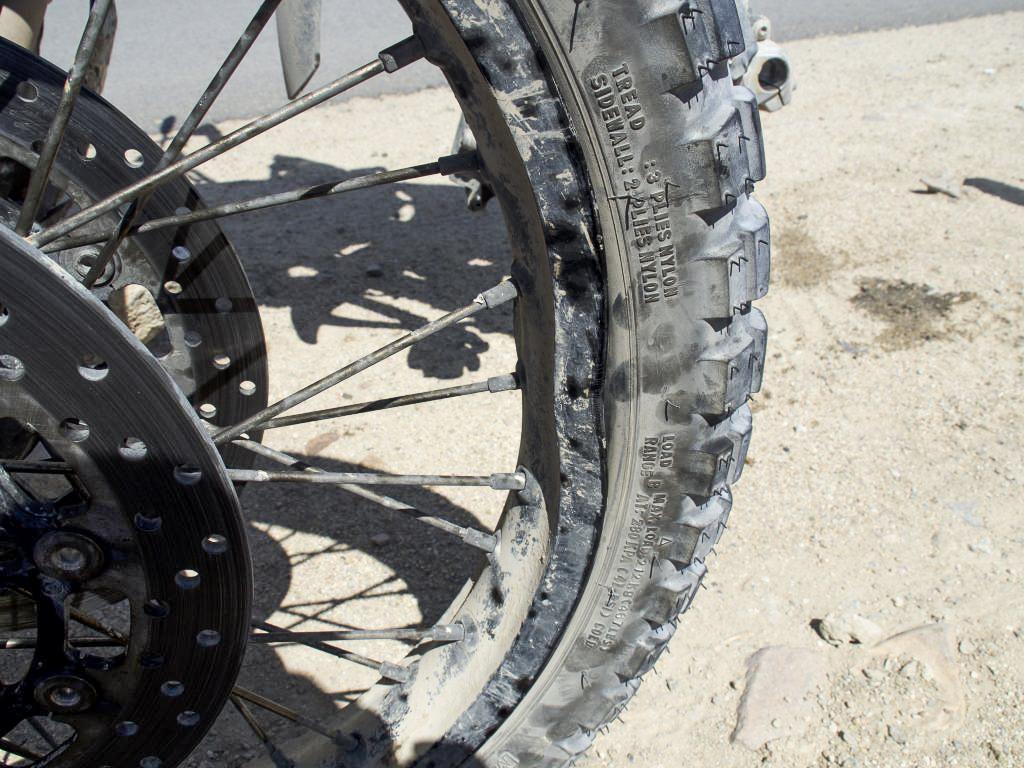 bent dented motorcycle wheel 2017-1