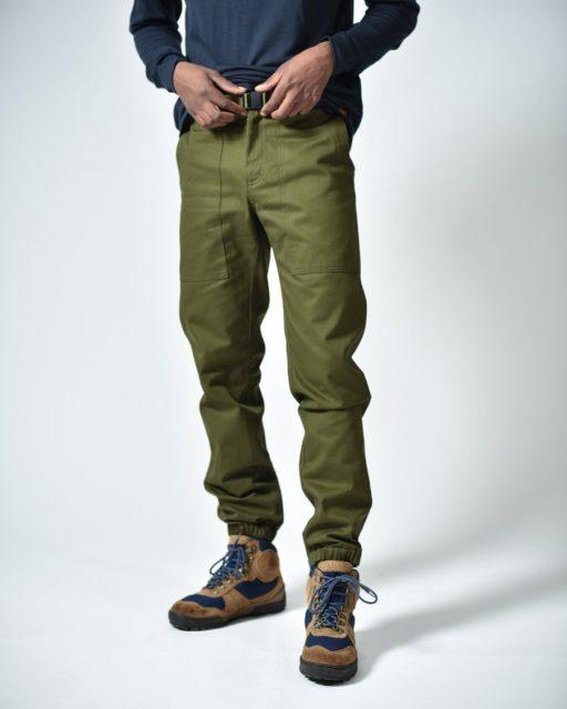 Ecologist hiking pants