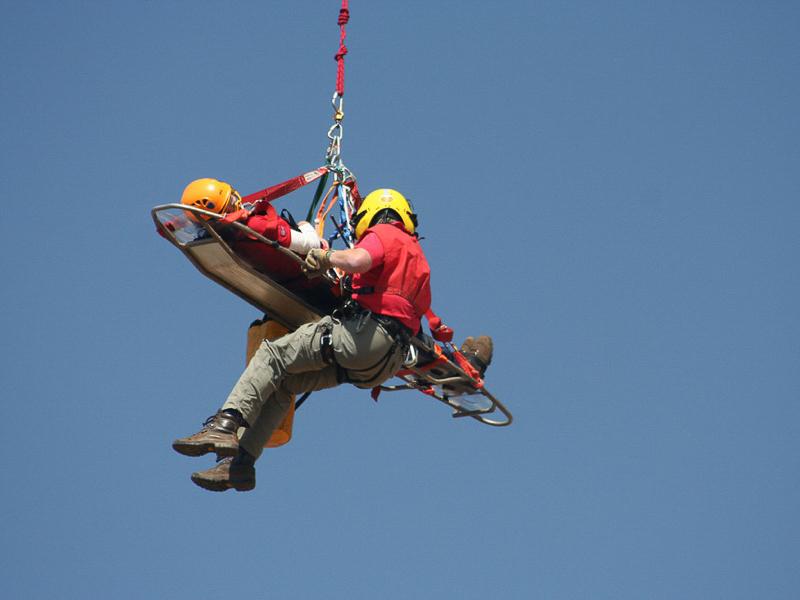 IERCC in reach rescue SOS