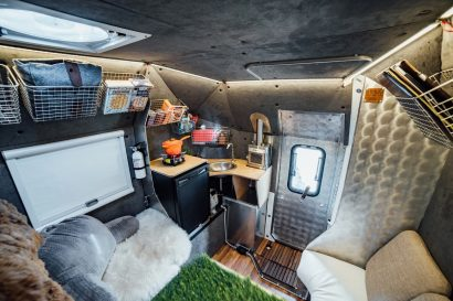 kimbo camper interior