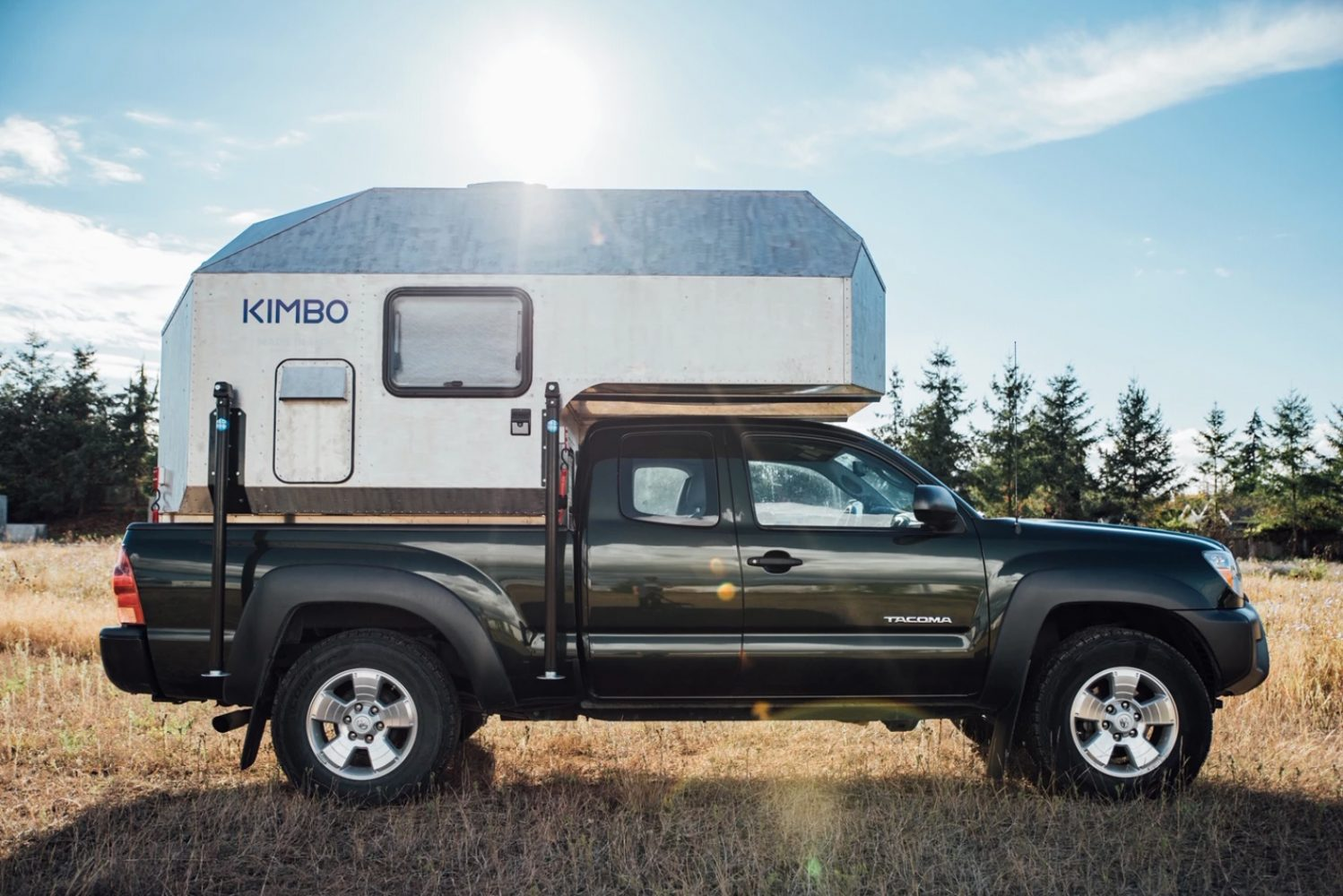 kimbo camper side view