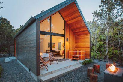 kuono cabin exterior