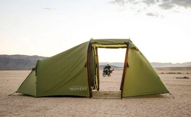 redverz atacama tent overland news of the week