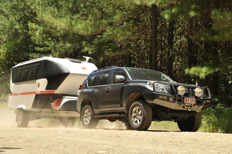 Kimberley kruiser overland trailer