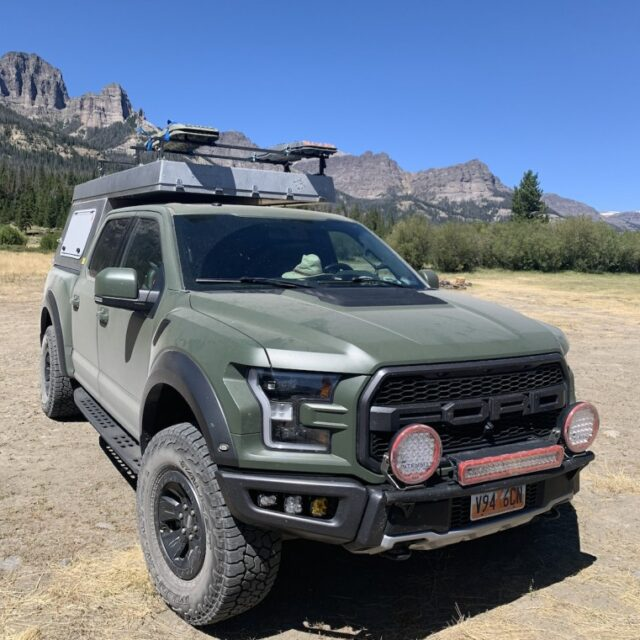 Overland Classifieds::2018 Ford Raptor with AT Overland Summit