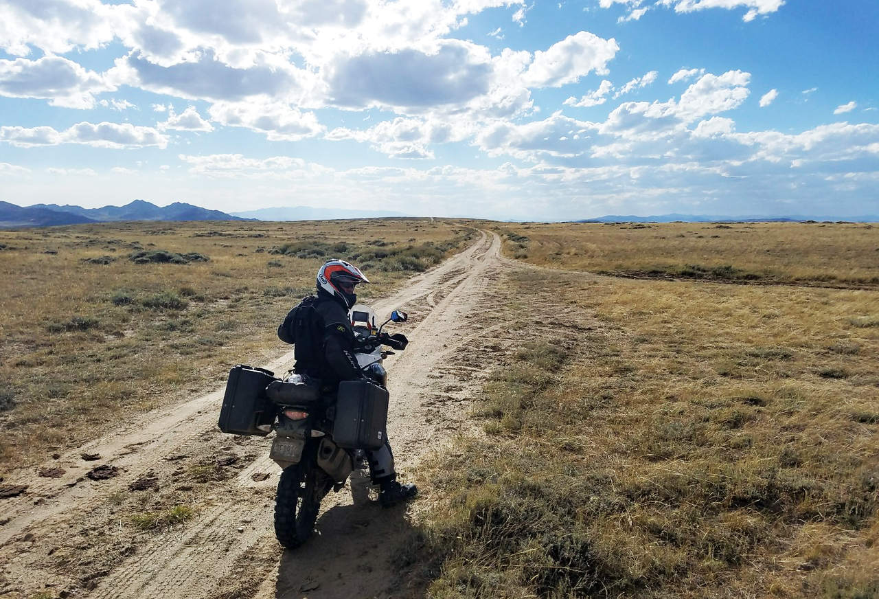 wyoming backcountry discovery route primitive road