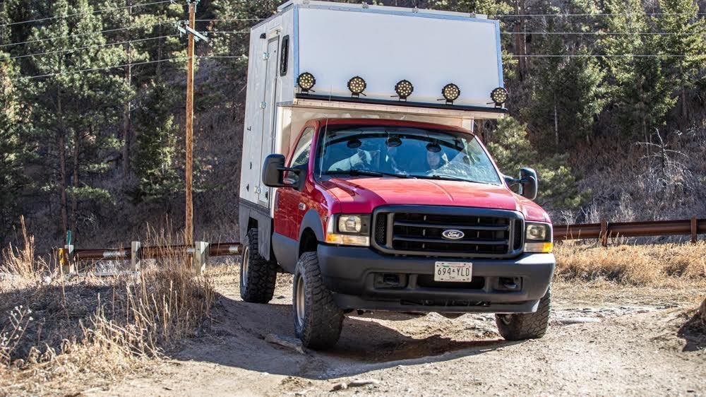 Overland Classifieds :: Ginger the Fun Hauler