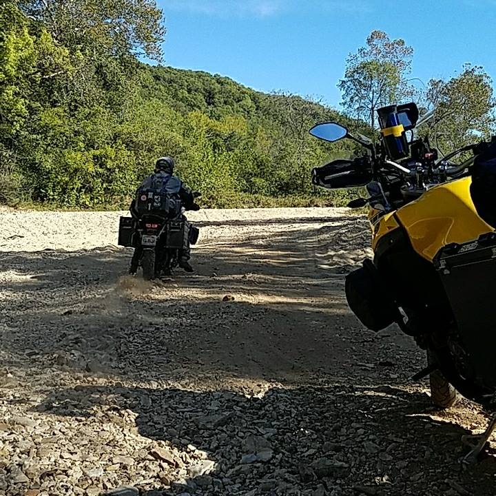 track at adventure palooza
