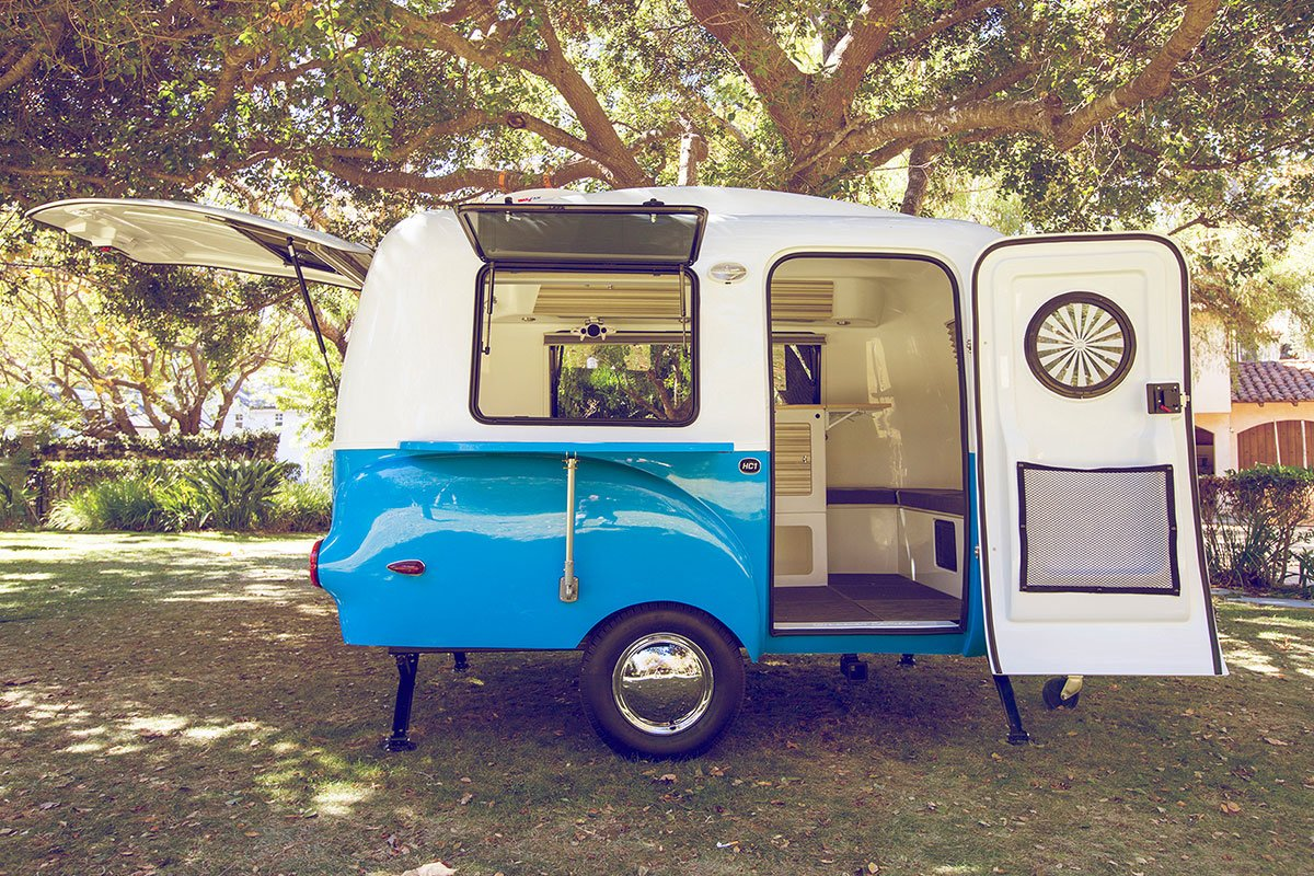 Featured Travel Trailers :: Happier Camper HC1 & HCT - Expedition Portal