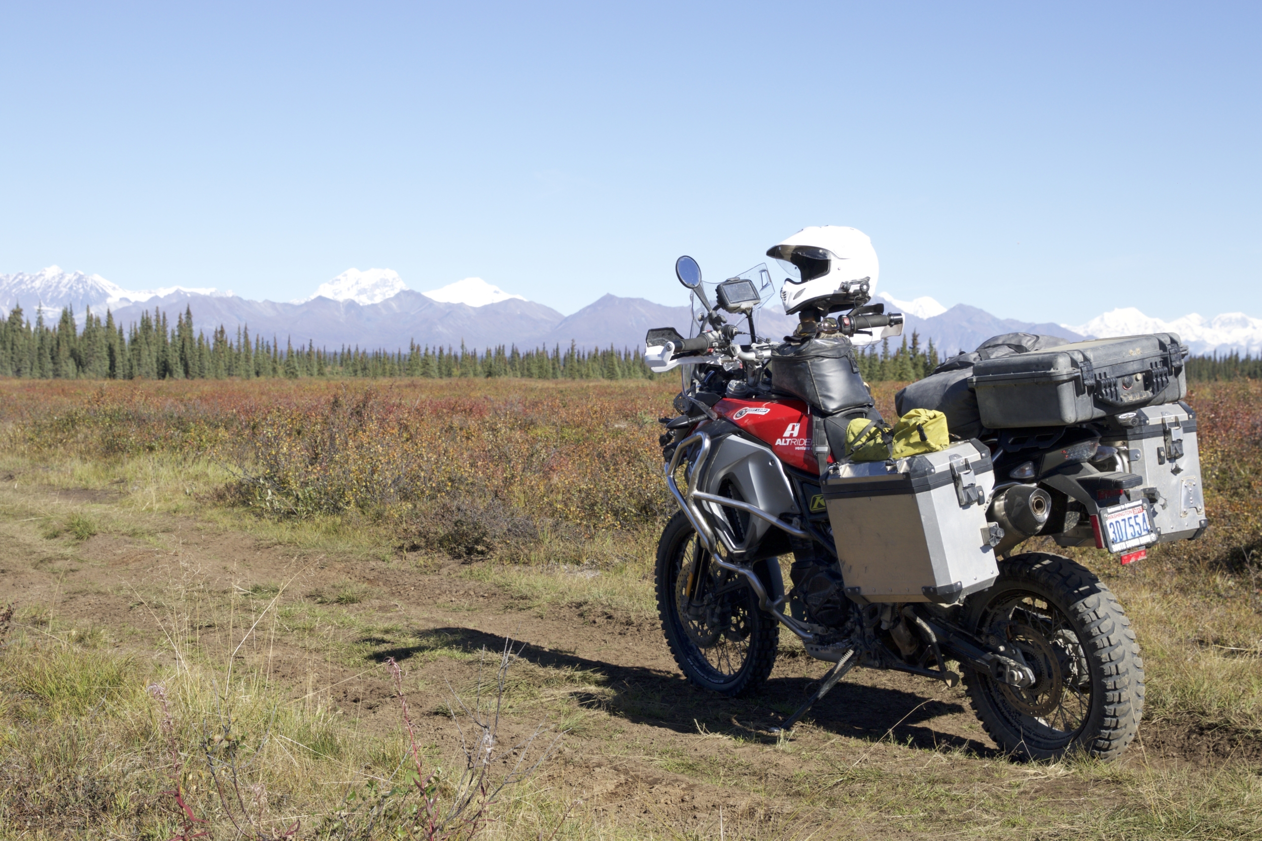 hard case motorcycle luggage pros and cons