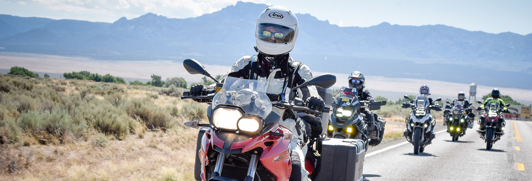 all-female motorcycle rides