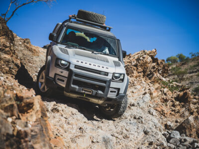 Overland SUV of the Year