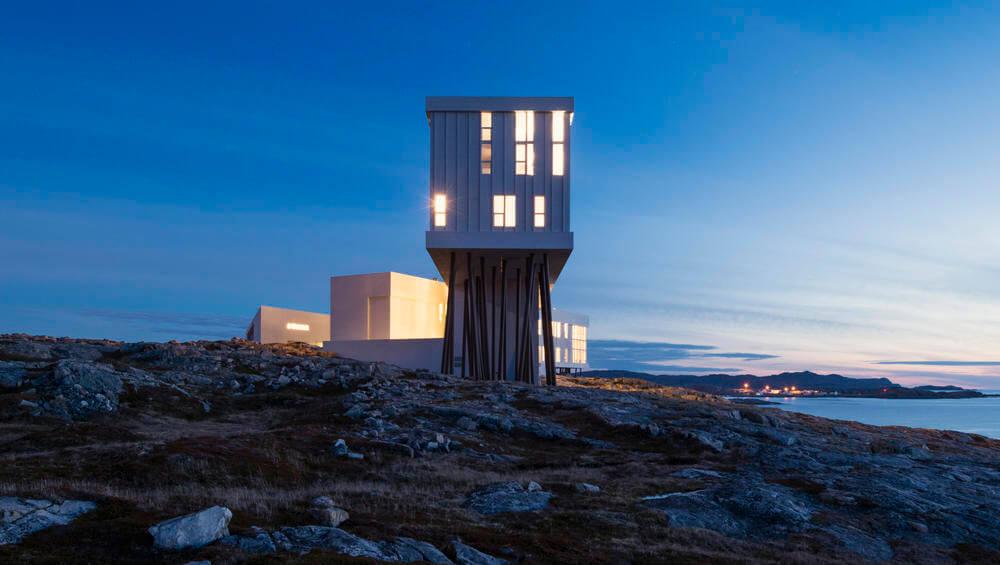 Destination: Fogo Island Inn, Newfoundland & Labrador, Canada