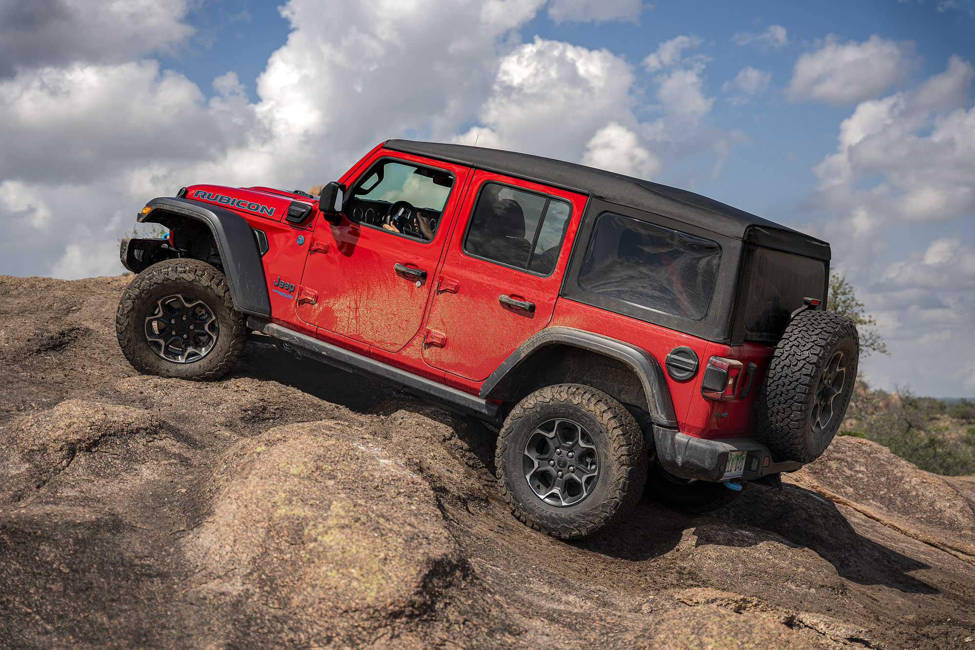 jeep wrangler JL 4xe plug in hybrid