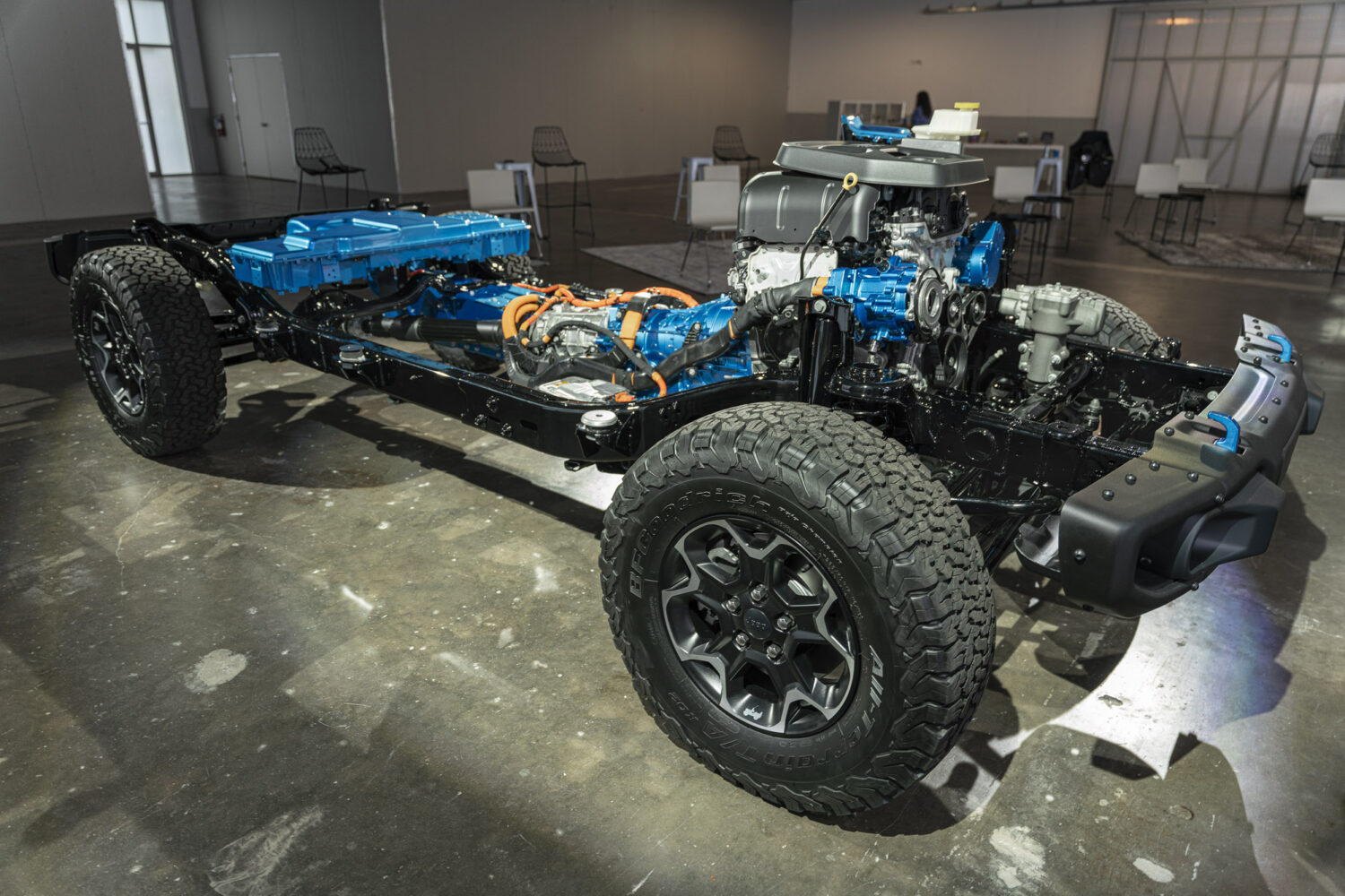jeep 4xe chassis