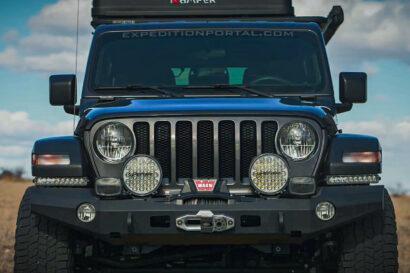 overland journal jeep jlu project vehicle