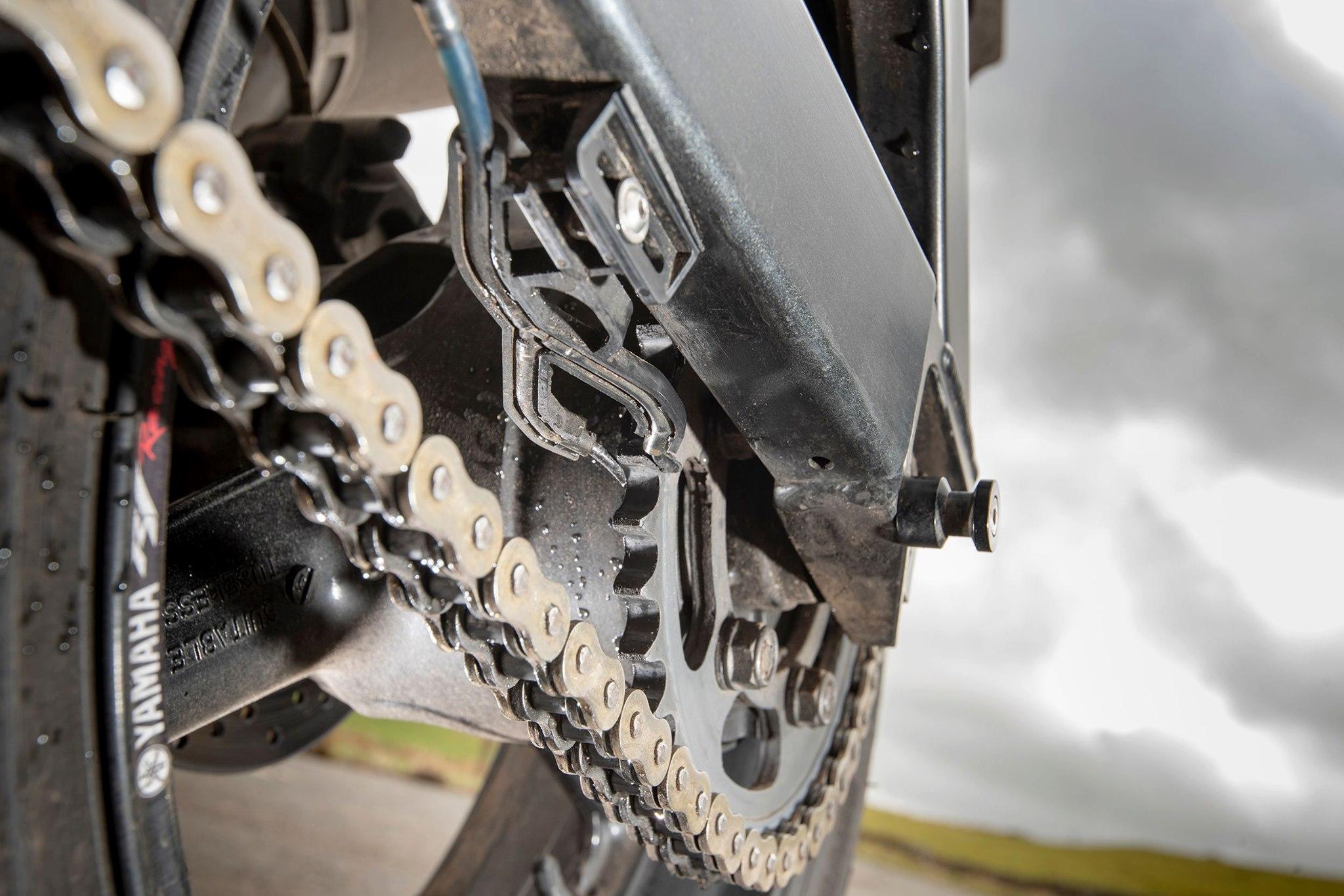 Scottoiler V-system clean chain