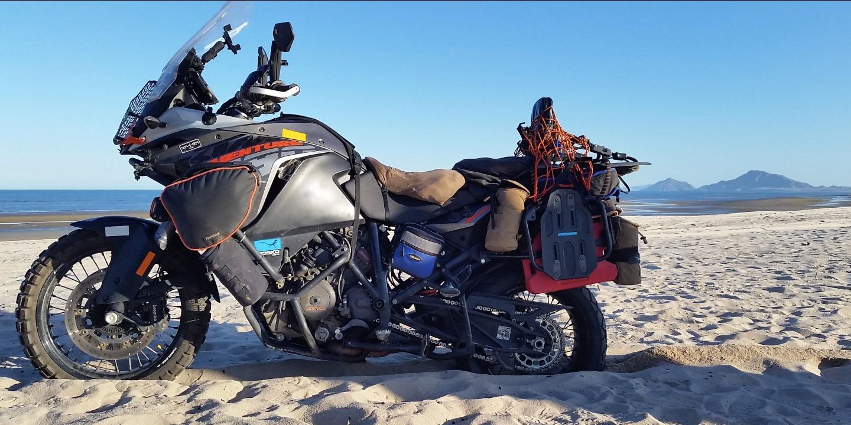 notiers frontiers motorcycle