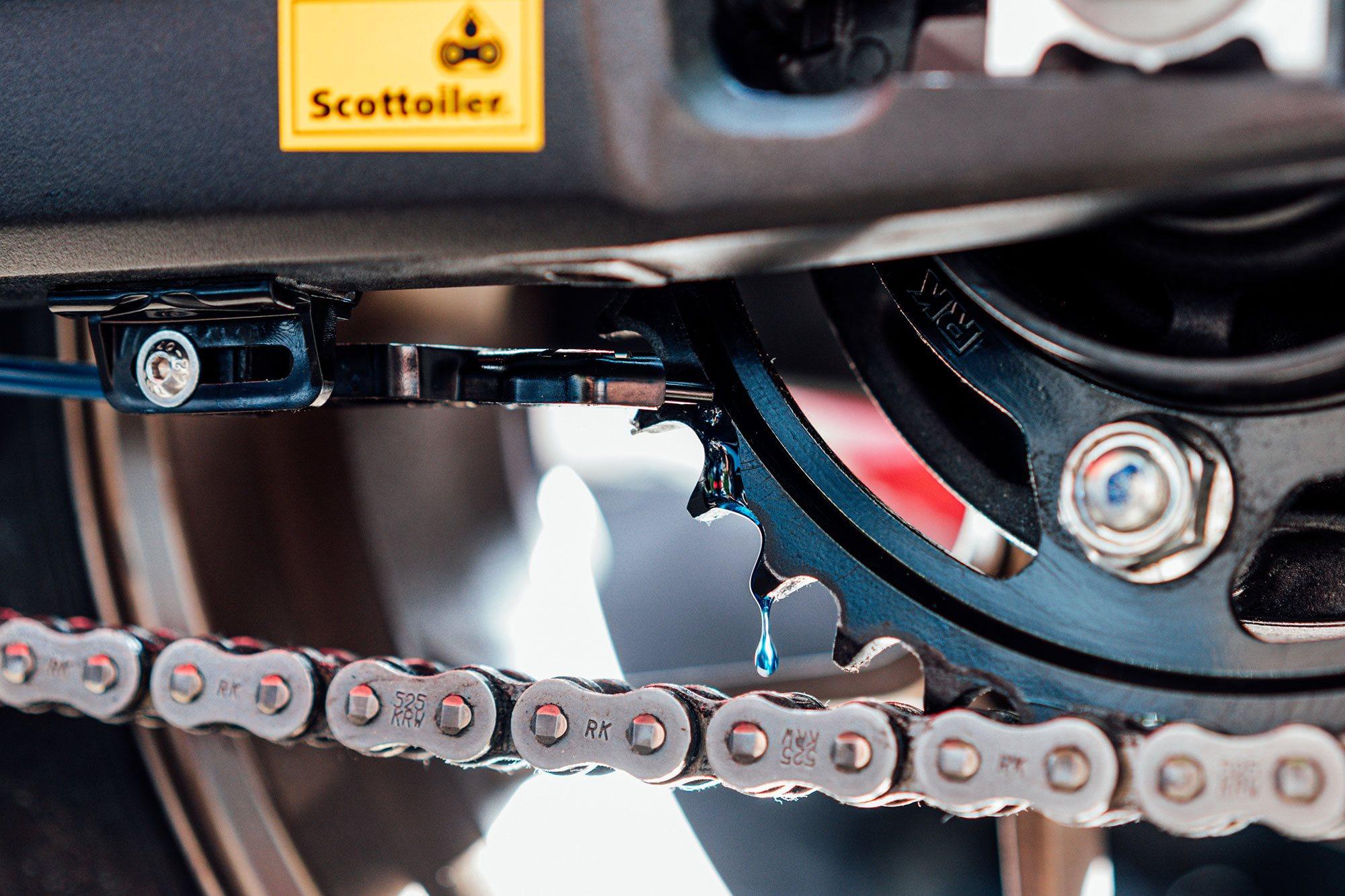 Scottoiler V-system review 2