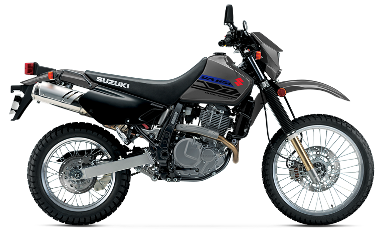 lightweight motorcycles DR650S