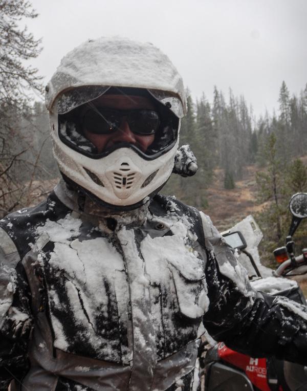 Utah BDR snow