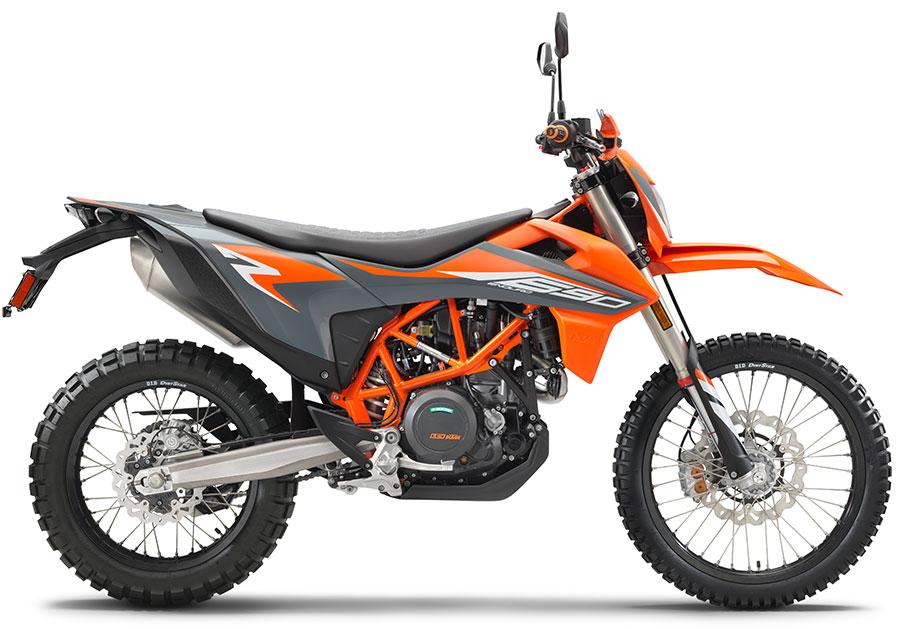 lightweight motorcycles KTM 690
