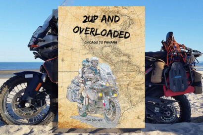 2up and overloaded book review