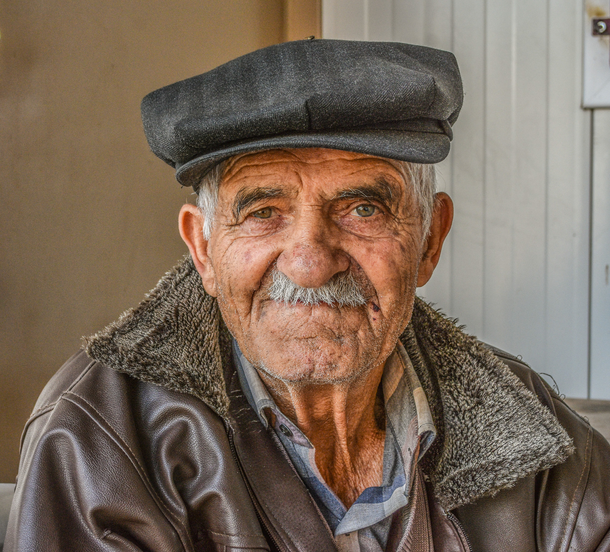 a friend in Turkey
