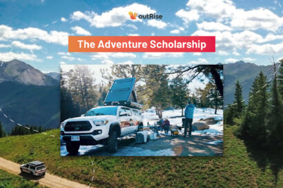 outrise adventure scholarship