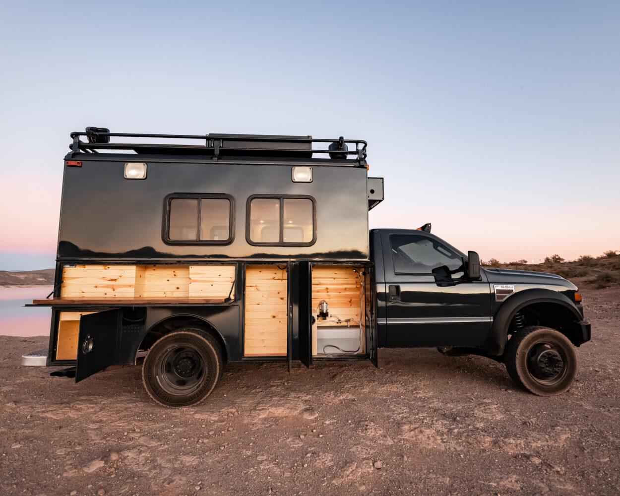 adventure truck profile 2