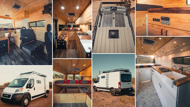 tommy campervans montage