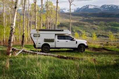 rossmonster baja in Colorado mountains