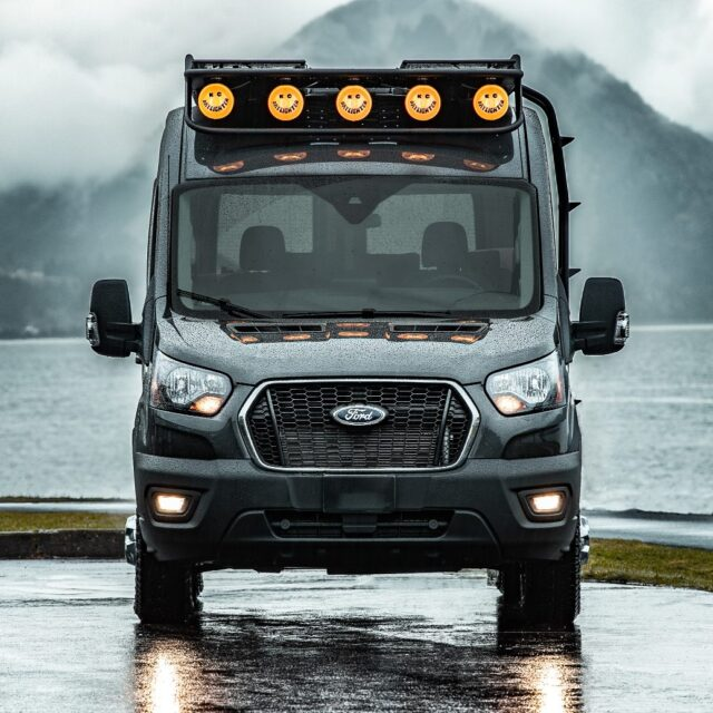 Overland Classifieds :: 2020 AWD 3.5L Ecoboost V6 Ford Transit