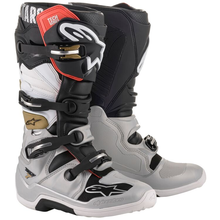Alipinestars Tech adventure riding motorcycle boots
