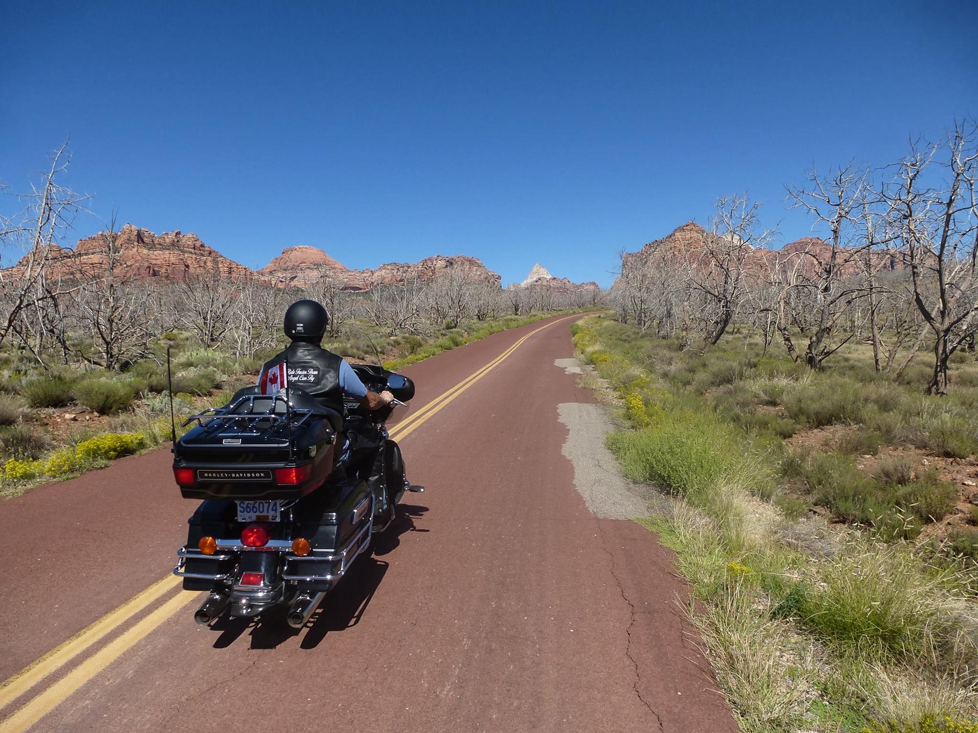 riding in utah