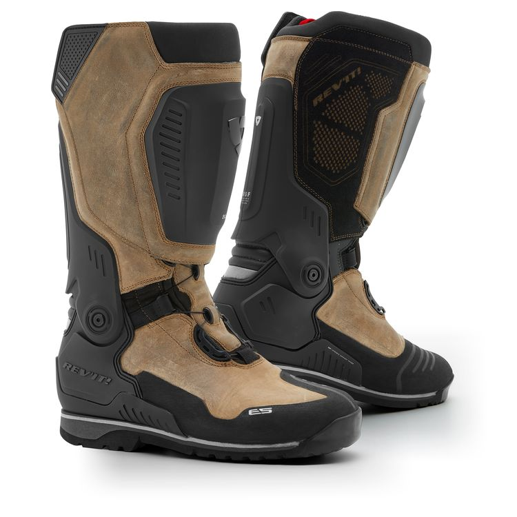 rev'it adventure riding motorcycle boots