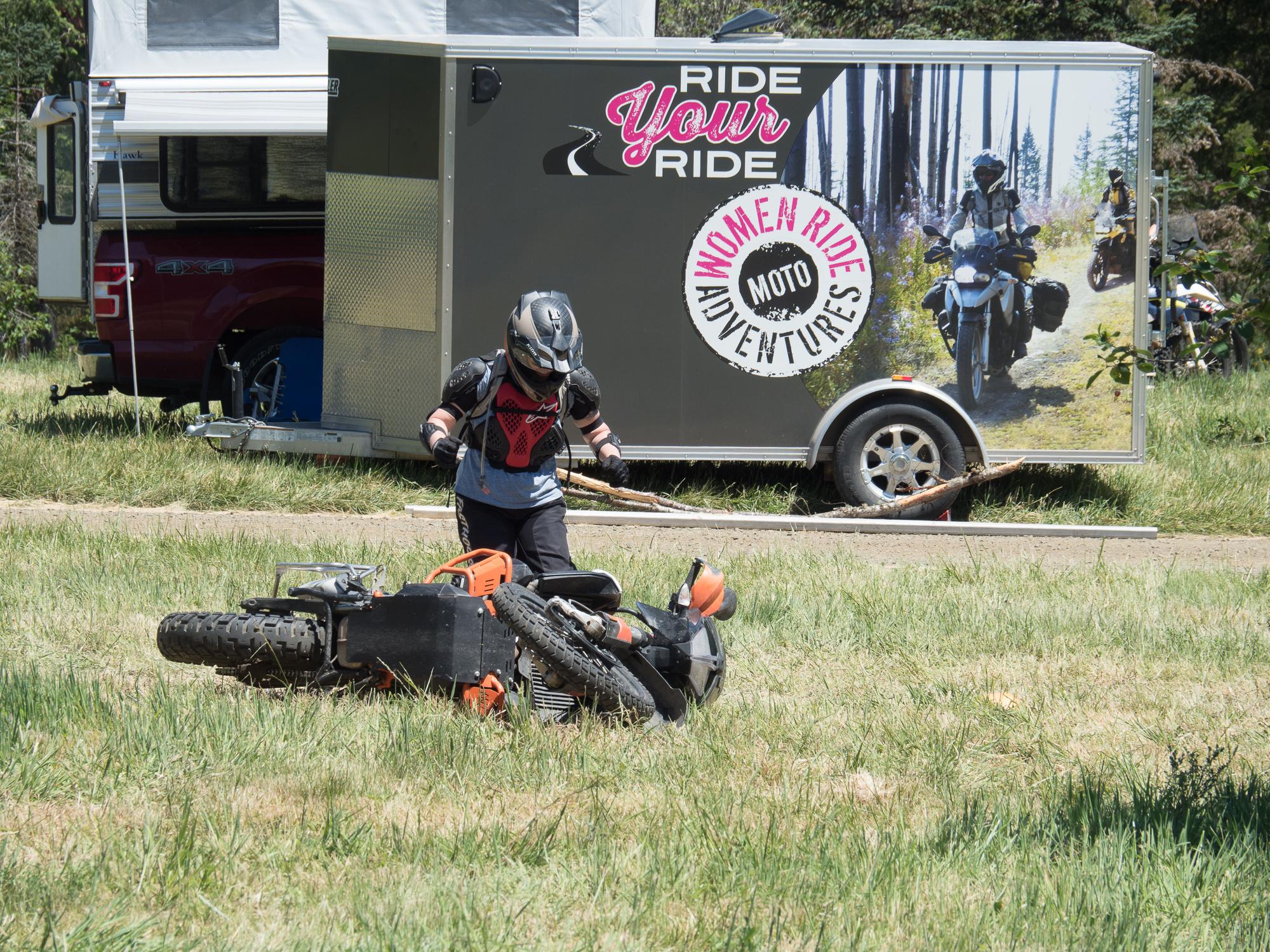 sheADV moto training course level 1/2