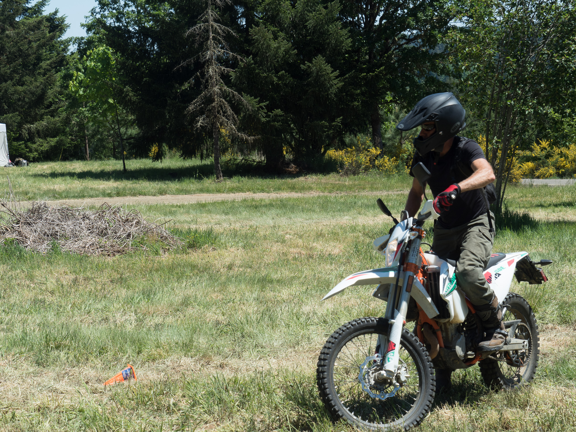 sheADV moto training course level 1/2 stop starts