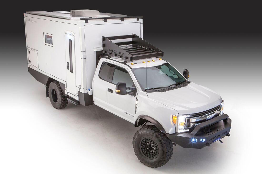the global expedition vehicles turtle