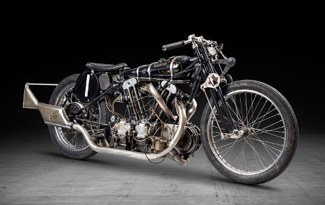 Brough Superior SS100 1000cc Supercharged Special